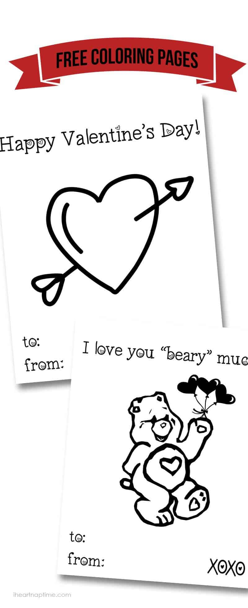 Top 50 Non Candy Valentines On Iheartnaptime So Many Cute Ideas