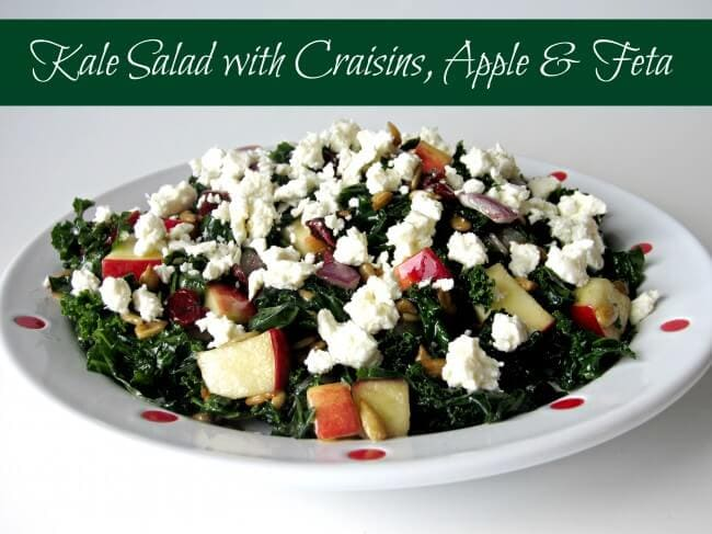 Kale-Salad-with-Craisins-Apple-Feta