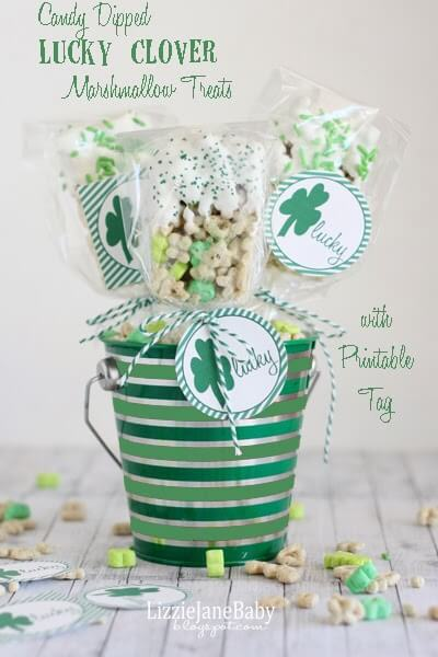 Lucky Clover Treats 5