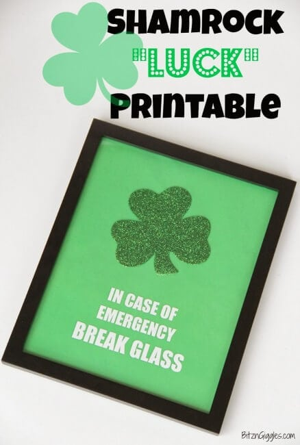 Shamrockprintablefeature