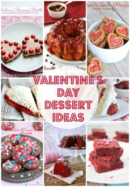 Valentine's Day Dessert Ideas