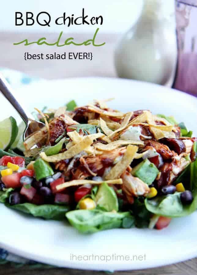50 Best Spring Salads I Heart Nap Time