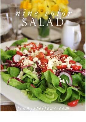 nine-salad