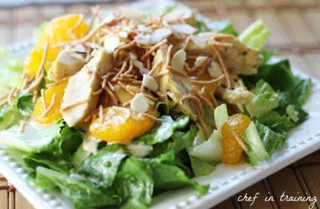 oriental ck salad
