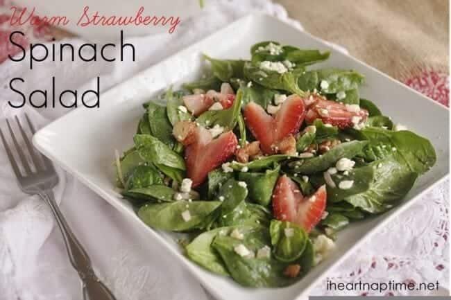 warm-spinach-salad