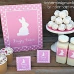 Easter party printables