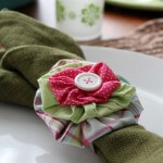 Flower-Napkin-Ring