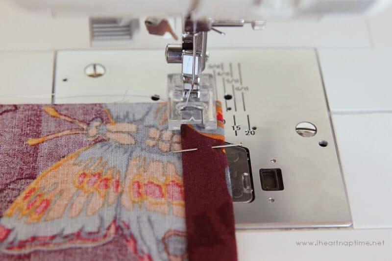 How to Sew a Basic Hem