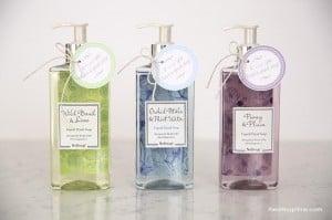 Soap gift idea