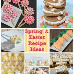 Spring and Easter Recipes