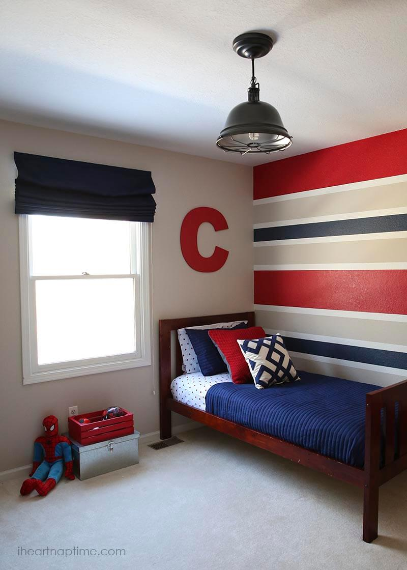 Superhero bedroom - Superhero Boy Room