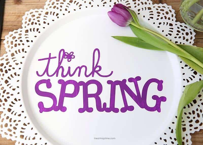 Think Spring Art