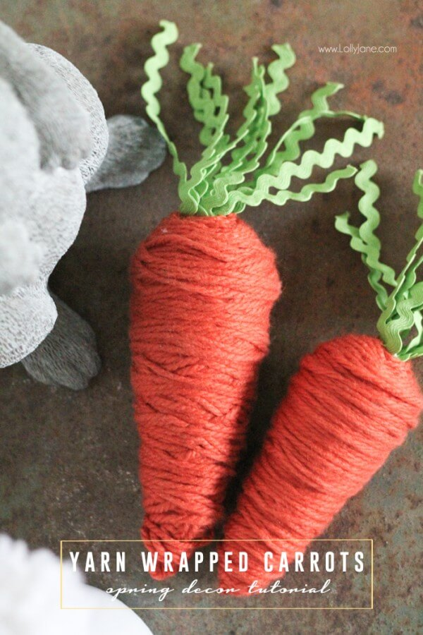 Yarn-Wrapped-Carrots-From-Foam-Cones-Lolly-Jane-600x900