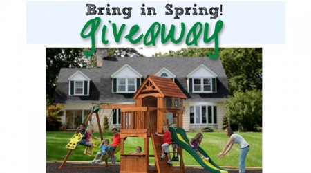 Bring in Spring! Amazing Giveaway!