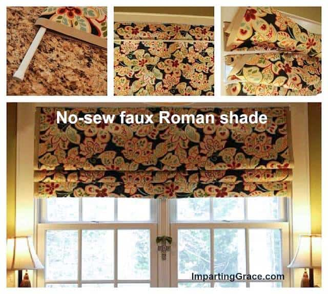 faux grows by lovegrowswild make a com blinds diy to how roman romanshade shade love wild