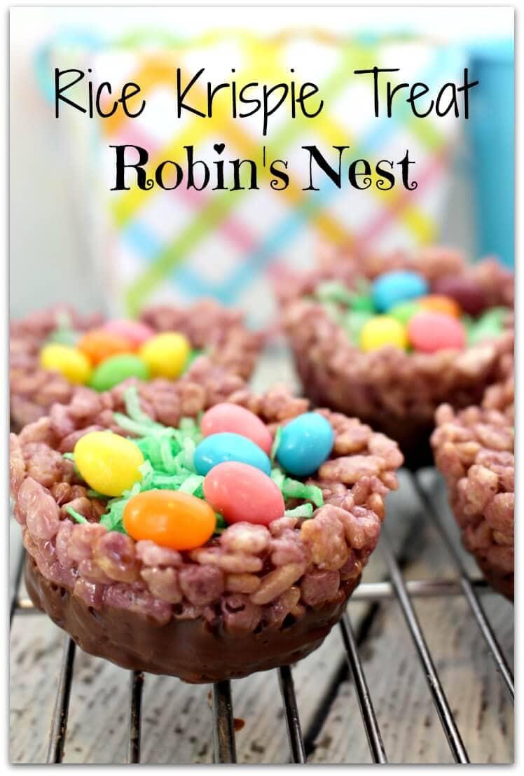 rice-krispie-treat-robins-nest