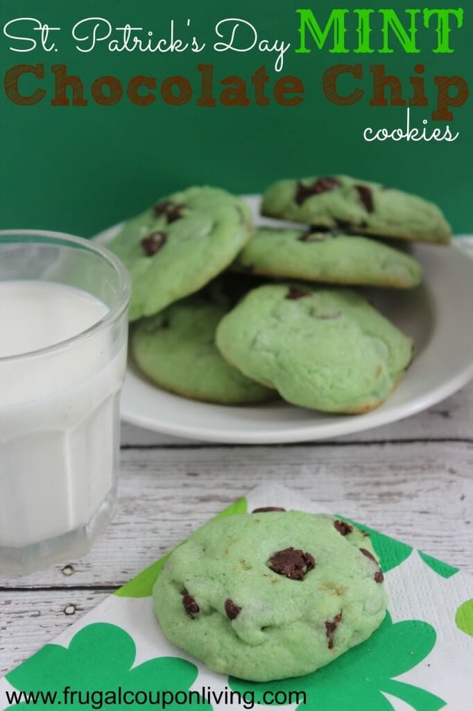 st-patrick-s-day-mint-chocolate-chip-cookies-frugal-coupon-living-682x1024