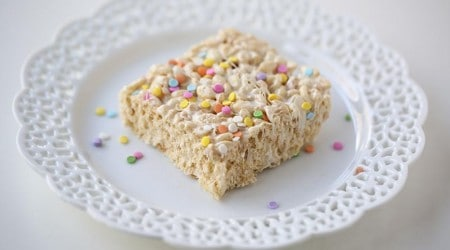 Best rice krispies treats