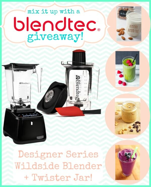 Blendtec Giveaway Pic2