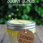 DIY-lemon-mint-sugar-scrub