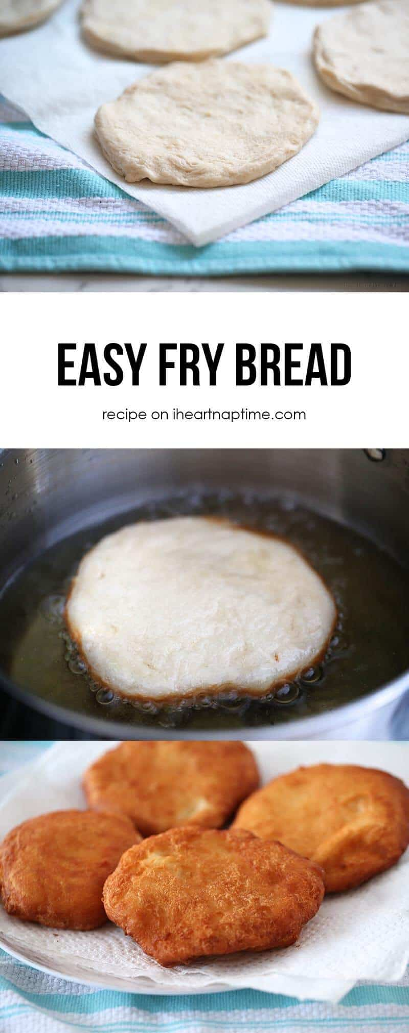 Easy fry bread