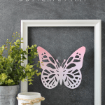 Framed-Ombre-Butterfly-Art-final