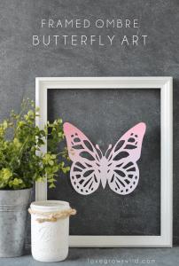 Framed-Ombre-Butterfly-Art-final