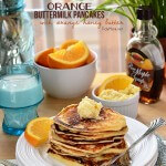 Orange-Buttermilk-Pancakes