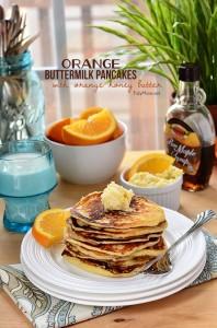Orange-Buttermilk-Pancakes