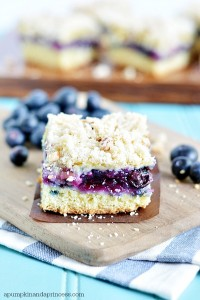 Streusel-Blueberry-Coffee-Cake