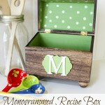 monogrammed-recipe-box-uncommondesigns-chalky-finish