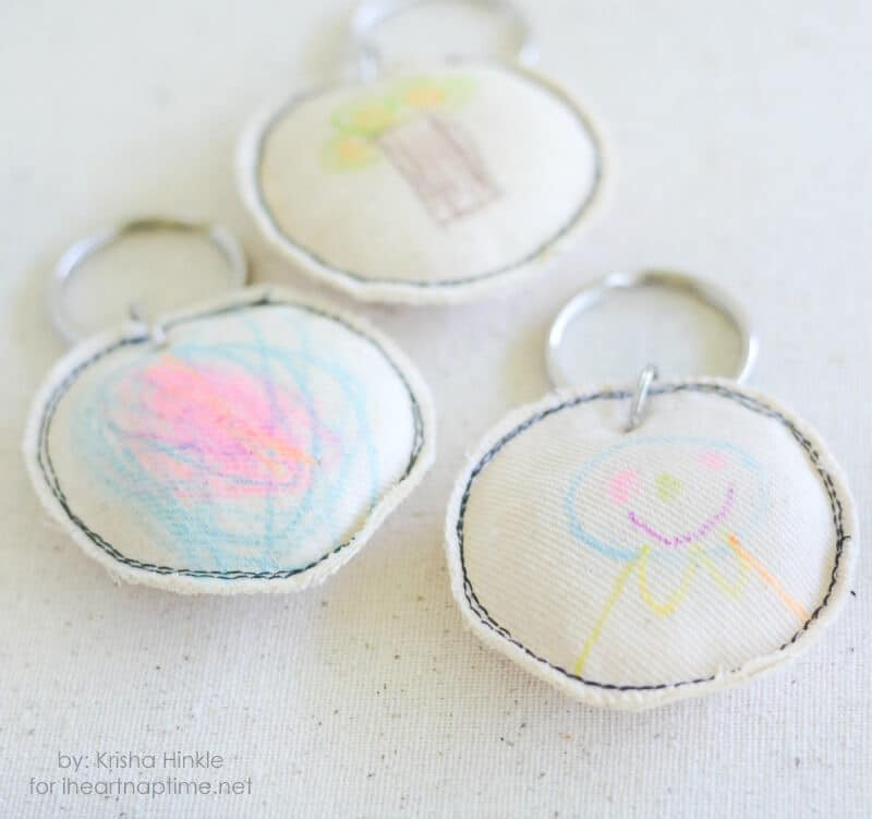 Mother's Day Key Chains