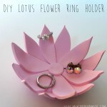 Lotus Flower Jewelry holder