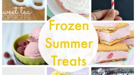 20 Frozen Summer Treats