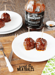 An-easy-and-savory-appetizer.-Sweet-BBQ-Meatballs-with-livelaughrowe.com_