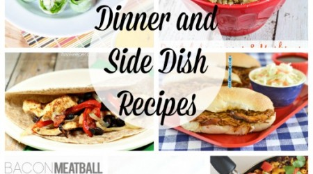 Dinner and Side Dish Recipes