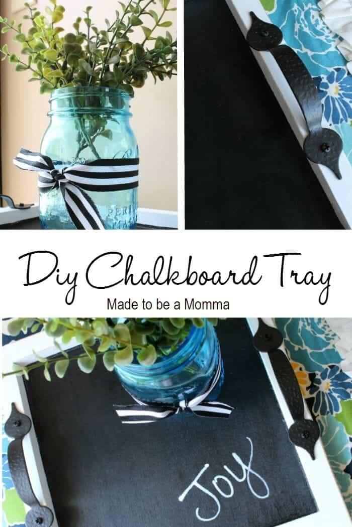 Diy-Chalkboard-Tray
