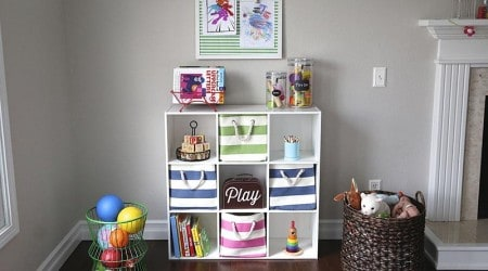 7 tips for organizing toys