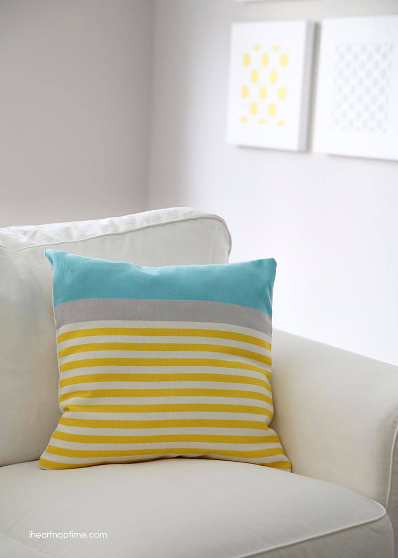 Tips for adding pops of color to your decor + a free download
