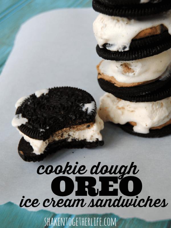 cookie-dough-Oreo-ice-cream-sandwiches