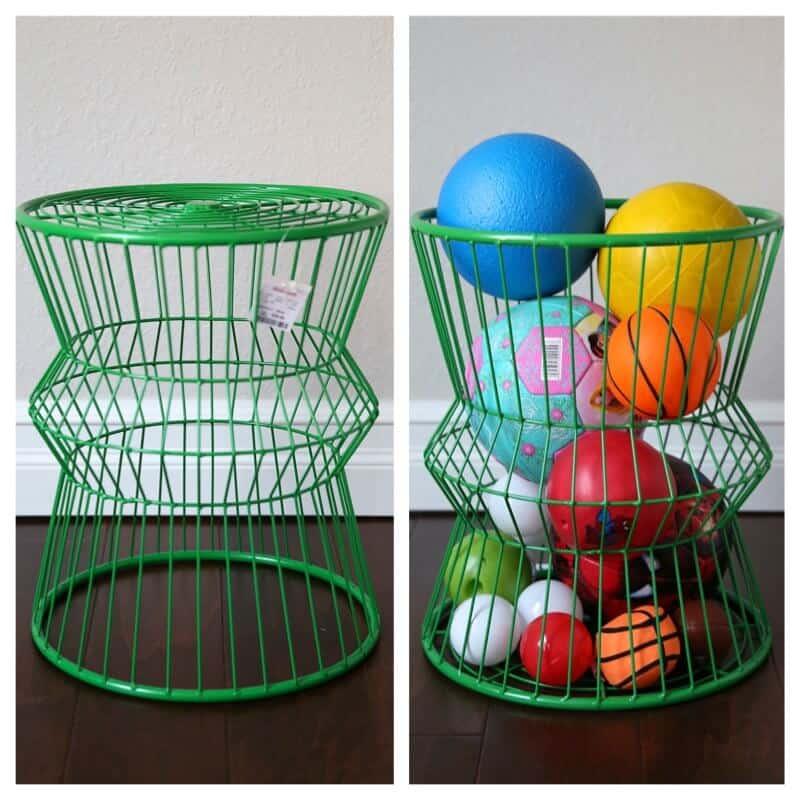 toy ball holder