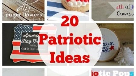 20 Patriotic Ideas