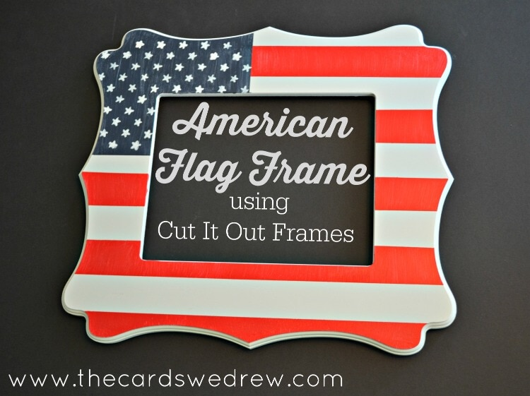 American-Flag-Frame-using-Cut-It-Out-Frames