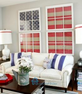 Americana - Patriotic room3
