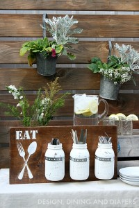 DIY-Silverware-Holder-great-idea-for-outdoor-entertaining