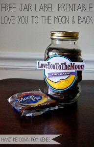 Moon Pies w Label