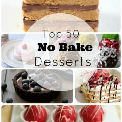 Top 50 no bake desserts at iheartnaptime.com
