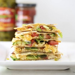 quesadilla sandwich