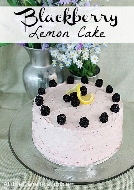 Blackberry-Lemon-Cake-with-Blackberry-Buttercream-Frosting