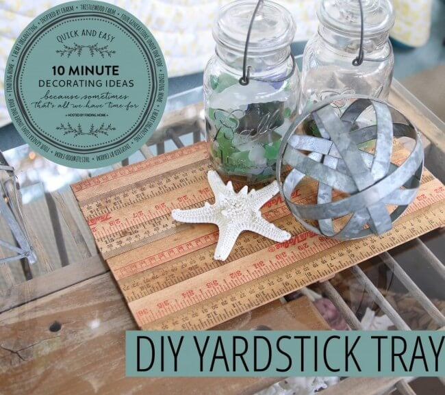 20 DIY Project Ideas Link Party Features I Heart Nap Time